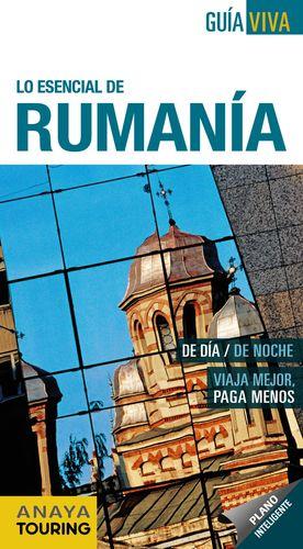 RUMANIA LO ESENCIAL DE  GUIA VIVA ED. 2012
