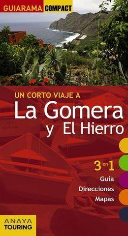 LA GOMERA Y EL HIERRO GUIARAMA COMPACT ED. 2014