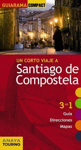 SANTIAGO DE COMPOSTELA GUIARAMA ED. 2016