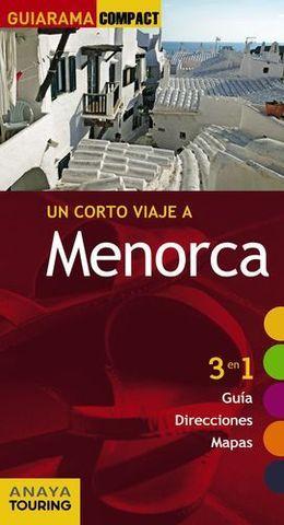 MENORCA UN CORTO VIAJE A GUIARAMA COMPACT ED. 2014