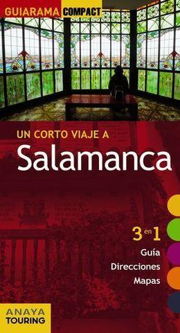 SALAMANCA UN CORTO VIAJE A GUIARAMA COMPACT ED. 2014