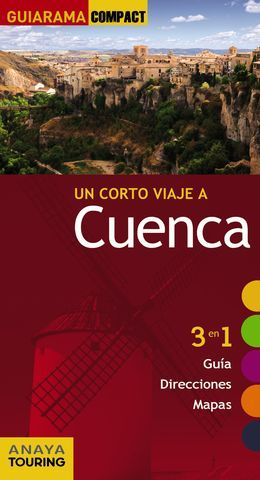 CUENCA UN CORTO VIAJE GUIARAMA COMPACT ED. 2015