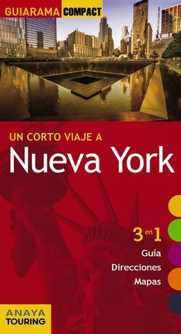 NUEVA YORK UN CORTO VIAJE GUIARAMA COMPACT ED. 2015