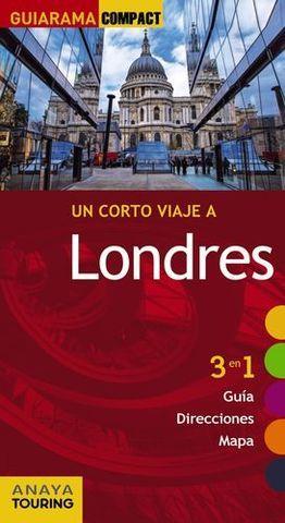 LONDRES UN CORTO VIAJE A GUIARAMA COMPACT ED. 2015