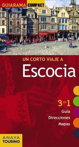 ESCOCIA UN CORTO VIAJE A GUIARAMA COMPACT ED. 2015