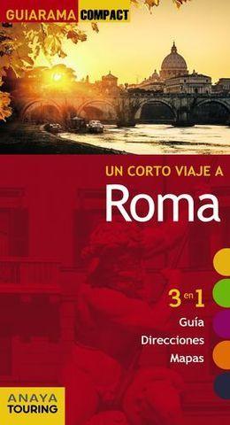 ROMA UN CORTO VIAJE A GUIARAMA COMPACT ED. 2015