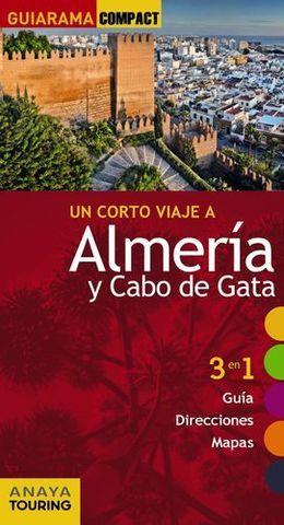 ALMERIA Y CABO DE GATA UN CORTO VIAJE A GUIARAMA COMPACT ED. 2015