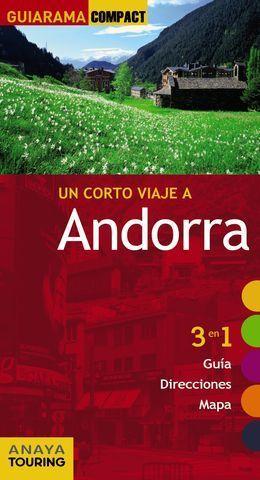 ANDORRA GUIARAMA COMPACT ED. 2015
