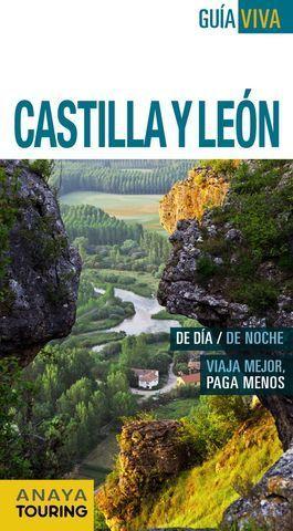 CASTILLA Y LEON GUIA VIVA ED. 2016
