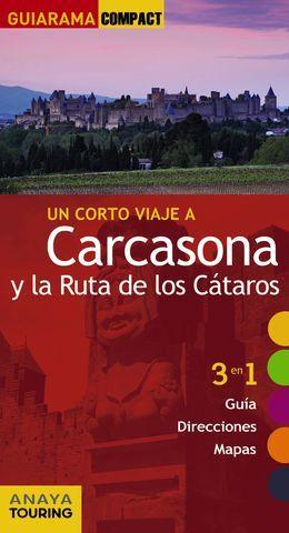 CARCASONA Y LA RUTA DE LOS CATAROS GUIARAMA ED. 2016