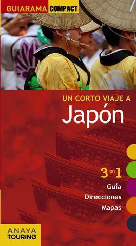 JAPON UN CORTO VIAJE A GUIARAMA COMPACT ED. 2016