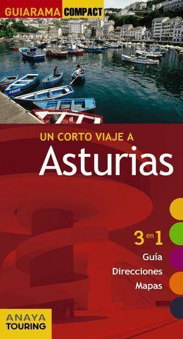 ASTURIAS UN CORTO VIAJE A GUIARAMA COMPACT ED. 2016