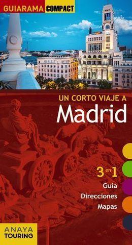 MADRID UN CORTO VIAJE A GUIARAMA COMPACT ED. 2016