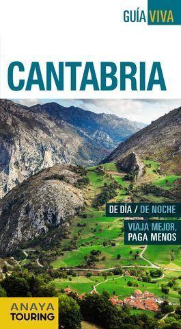 CANTABRIA GUIA VIVA ED. 2016