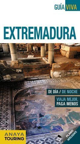 EXTREMADURA GUIA VIVA ED. 2016
