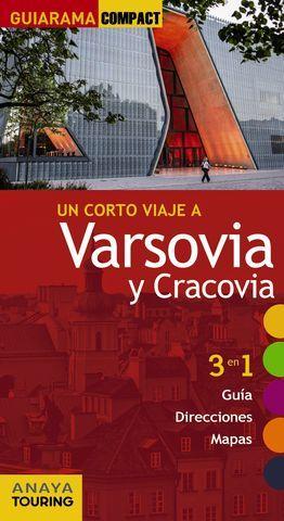 VARSOVIA Y CRACOVIA GUIARAMA COMPACT ED. 2017