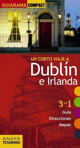 DUBLIN E IRLANDA GUIARAMA COMPACT ED. 2017
