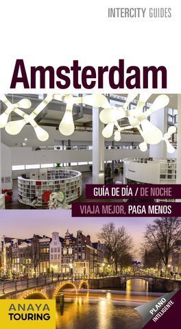 AMSTERDAM INTERCITY GUIDES ED. 2017