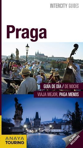 PRAGA INTERCITY GUIDES ED. 2017