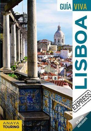 LISBOA GUIA VIVA EXPRESS ED. 2017