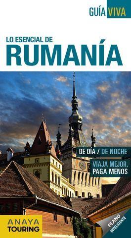 RUMANIA GUIA VIVA ED. 2017