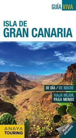 ISLA DE GRAN CANARIA GUIA VIVA ED. 2017