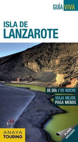 ISLA DE LANZAROTE GUIA VIVA ED. 2017