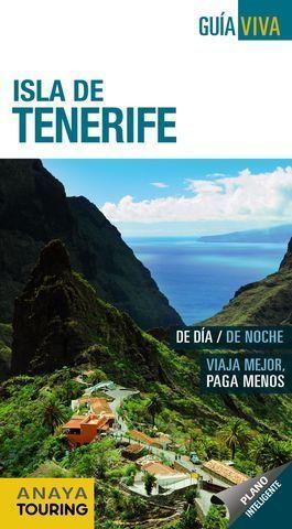 ISLA DE TENERIFE GUIA VIVA ED. 2017
