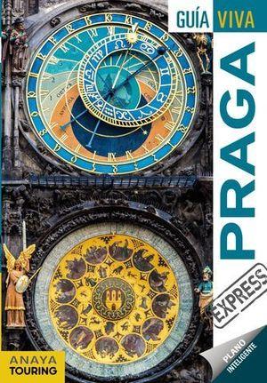 PRAGA GUIA VIVA EXPRESS ED. 2017