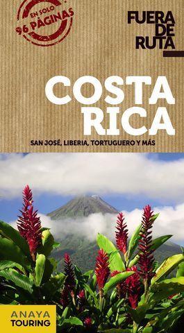 COSTA RICA FUERA DE RUTA ED. 2017