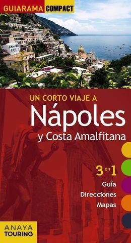 NAPOLES Y COSTA AMALFITANA GUIARAMA COMPACT ED. 2017
