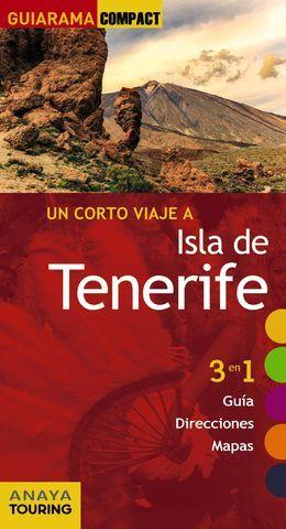 ISLA DE TENERIFE GUIARAMA COMPACT ED. 2017