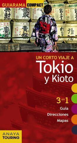 TOKIO Y KIOTO GUIARAMA COMPACT ED. 2017
