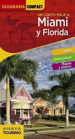 MIAMI Y FLORIDA.  GUIARAMA COMPACT  ED. 2019