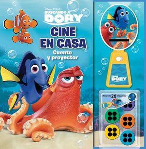 BUSCANDO A DORY.  CINE EN CASA