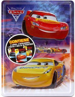 CARS 3.  CAJA METALICA
