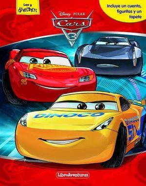 CARS 3.  LIBRO -  JUEGO