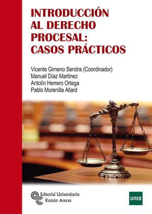 **P.F.**INTRODUCCIÓN AL DERECHO PROCESAL: CASOS PRÁCTICOS