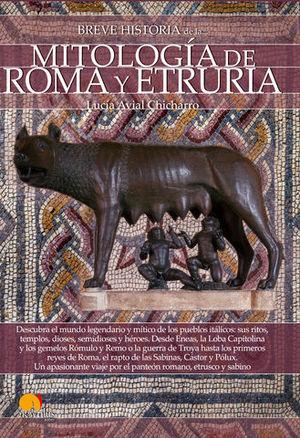 BREVE HISTORIA MITOLOGIA DE ROMA Y ETRUR