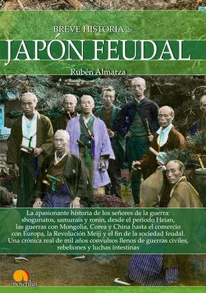 BREVE HISTORIA DEL JAPON FEUDAL