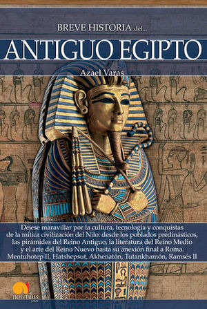 BREVE HISTORIA ANTIGUO EGIPTO