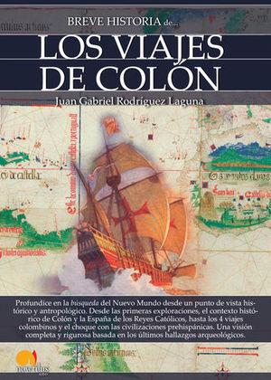 BREVE HISTORIA ...LOS VIAJES DE COLON