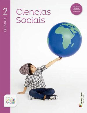 CIENCIAS SOCIAIS 2 PRIMARIA SABER FACER