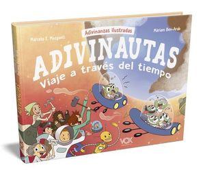 ADIVINAUTAS VIAJE A TRAVES DEL TIEMPO