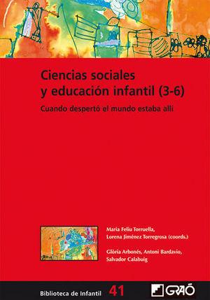 CIENCIAS SOCIALES Y EDUCACION INFANTIL ( 3 - 6 )