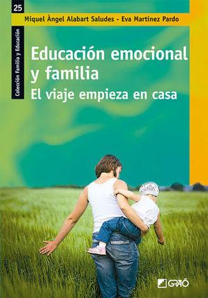 EDUCACION EMOCIONAL Y FAMILIA