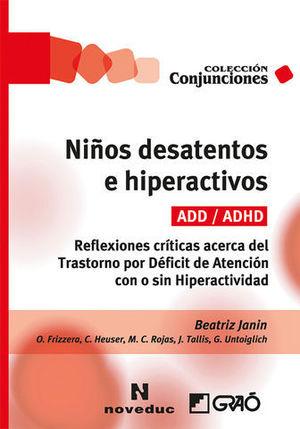 NIÑOS DESATENTOS E HIPERACTIVOS
