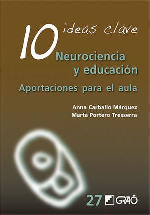 10 IDEAS CLAVE NEUROCIENCIA Y EDUCACION
