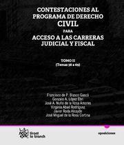 CONTESTACIONES PROGRAMA DERECHO CIVIL TOMO II TEMAS 38 A 69