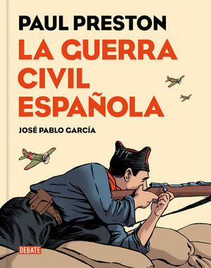 LA GUERRA CIVIL ESPA�OLA COMIC